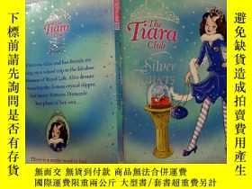 二手書博民逛書店Princess罕見Alice and the Crystal Slipper:愛麗絲公主和水晶鞋,Y2003