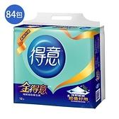 金得意極韌抽取式衛生紙100抽 x 84包(箱)【愛買】