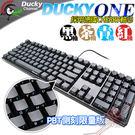 [ PC PARTY ] 創傑 Ducky ONE PBT 側刻版 紅軸 茶軸 青軸 黑軸 機械式鍵盤