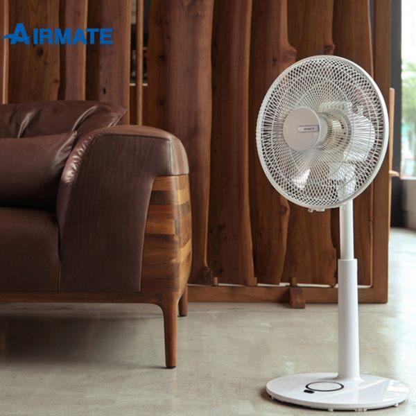 AIRMATE艾美特 12吋AC遙控立地電扇(AS3083R)