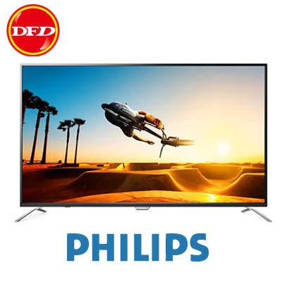 免費宅配+超低折扣✦飛利浦 PHILIPS 55PUH7052 4K 超纖薄智慧型顯示器 電視 UHD 公司貨 送萬用壁架