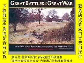 二手書博民逛書店Great罕見Battles of the Great War (damaged)-偉大戰爭的偉大戰役(損壞)