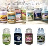 (增添新口味!)YANKEE CANDLE 香氛蠟燭 623g多款任選