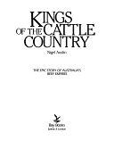 二手書 《Kings of the Cattle Country: The Epic Story of Australia s Beef Empires》 R2Y ISBN:1862560668