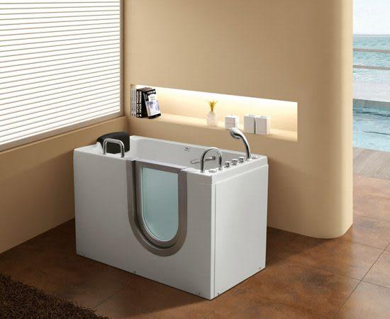 【麗室衛浴】 孝親專用養身泡澡浴缸G-306 1330*650*980 適合家中長輩及行動不便人士 現貨一顆