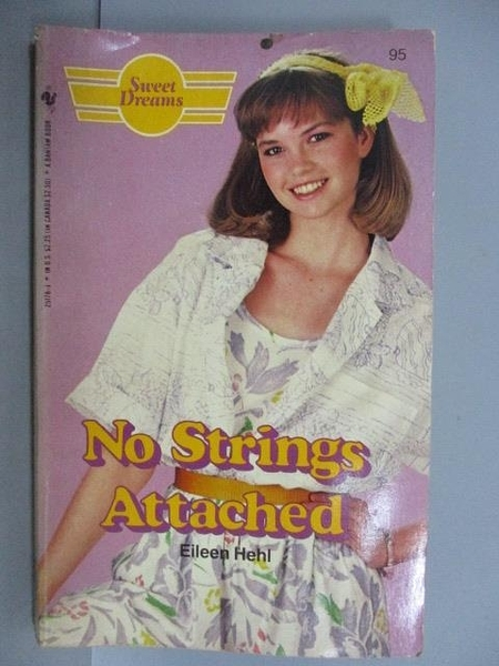 【書寶二手書T5/原文小說_FUV】No Strings Attached_Eileen Hehl