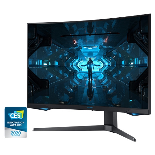 SAMSUNG 三星 32型 C32G75TQSC Odyssey G7 1000R 曲面電競螢幕 240HZ QLED G-Sync