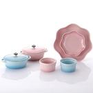 NEOFLAM甜美鑄瓷餐具6件組