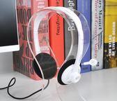 KM360電腦耳機頭戴式有線帶麥重低音游戲音樂雙孔耳麥   提拉米蘇