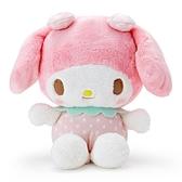 Sanrio 美樂蒂絨毛娃娃(草莓BABY)★funbox★_643025