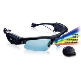 【恩悠數位】NU Hawkeye 攝錄太陽眼鏡 MP3