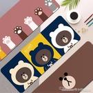 可愛滑鼠墊超大漫威遊戲辦公女生卡通小清新動漫快捷鍵寫字墊桌墊 雙十二特惠