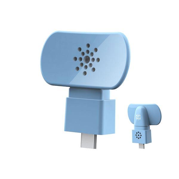 KEYDEX MIC (Micro USB) 智慧型手機用麥克風、 雙邊指向性 電容式 即插即用 收音距離長 避噪