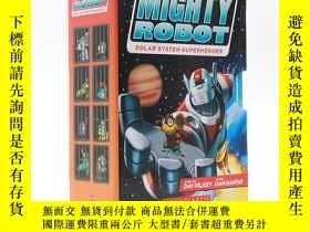 二手書博民逛書店Ricky罕見Ricottas Mighty Robot 威猛機