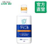 日本獅王 固齒佳酵素漱口水│飲食生活家