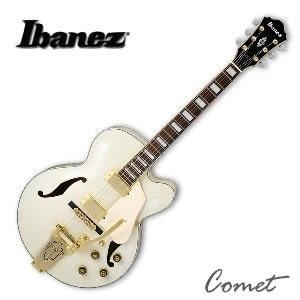 【Ibanez電吉他專賣店/AF-75TDG/空心電吉他】 Ibanez AF75TDG 爵士電吉他 IBANEZ