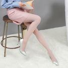 8D超薄隱形面膜微壓美腿褲襪絲襪(水灰色...
