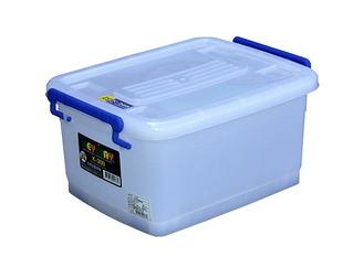 聯府 滑輪掀蓋式整理箱附輪(收納箱) K300 K-300
