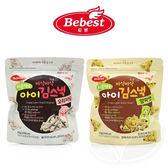 韓國 Bebest 貝思 寶寶海苔脆點心-原味/洋蔥20g【佳兒園婦幼館】