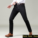 牛仔短褲 超薄款青年休閒褲男直筒商務西褲 衣普菈