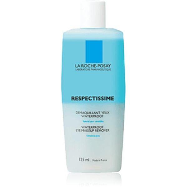 【原廠中標公司貨-可積點】理膚寶水 高效溫和眼部卸妝液(125ml)