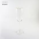 法國樂美雅 Arcoroc senso 杯口純金邊 紅酒杯 酒杯 高腳杯 玻璃杯 薄杯口 160cc