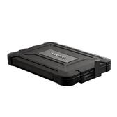 威剛 512GB SSD 固態硬碟+ED600 外接盒 USB3.2 2.5吋防水防震行動硬碟