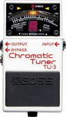 【半音階調音器】【BOSS TU-3】【可為BOSS單踏效果器供電】 【支援7弦吉他/6弦BASS貝斯】