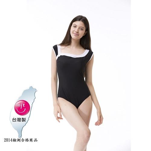 【南紡購物中心】【Bich Loan】奪金連身三角泳裝附泳帽13006301