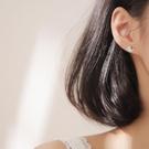 可愛小鯨魚耳釘銀簡約時尚氣質女耳環個性百搭小清新 sxx330 【極致男人】