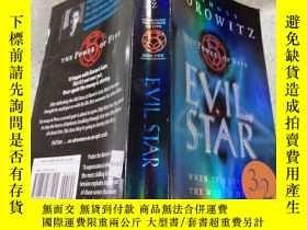二手書博民逛書店Evil罕見star邪惡之星Y200392
