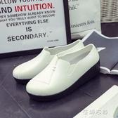 2020厚底內增高雨鞋女淺口塑膠鞋低幫短筒防滑雨靴廚房工作防水鞋【蓓娜衣都】