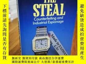 二手書博民逛書店The罕見steal: Counterfeiting and i