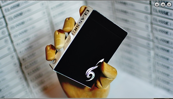 【USPCC撲克】CLASSIC ORIGIN  PLAYING CARDS 音符牌 S103049580