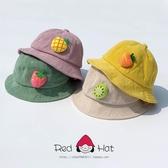 寶寶帽子可愛超萌春秋夏女童幼兒男童漁夫帽兒童網紅嬰兒防曬盆帽 童趣屋