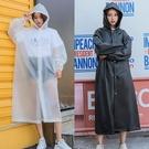 雨衣外套長款全身雨披加厚男女通用便攜兒童戶外旅游徒步非一次性 智慧 618狂歡