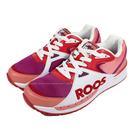 [加碼贈品](B6) KangaROOS 女鞋 美國袋鼠鞋 復古跑鞋 運動休閒鞋 KW91072 玫紅 [陽光樂活]