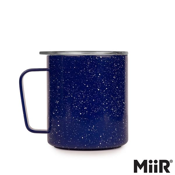 MiiR 12oz VI Camp Cup - Red Speckle 露營杯 (藍)