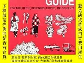二手書博民逛書店The罕見Complete Illustration Guide for Architects, Designer