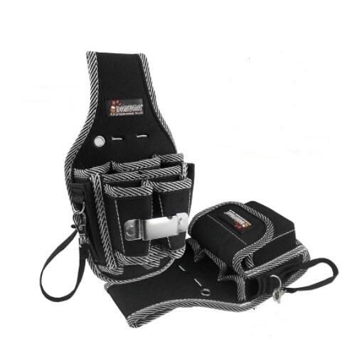工具包 工具包維修腰包腰掛式工具袋電工簡式工具掛包多功能電工包 伊衫風尚
