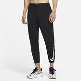 Nike AS M Essential Knit Pant WR 男 黑 訓練 縮口 運動 長褲 DA0165-010