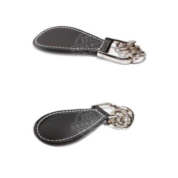 全牛皮鑰匙圈鞋拔 質感超優 穿鞋輔助小角色 攜帶方便 送人自用兩相宜╭*鞋博士嚴選鞋材