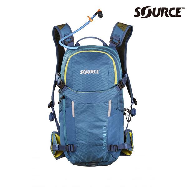 【以色列SOURCE】自行車水袋背包 SUMMIT / 城市綠洲 (戶外、登山、單車、補水、抗菌)