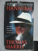 【書寶二手書T4/原文小說_JAZ】Hannibal_Thomas Harris