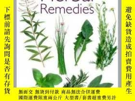 二手書博民逛書店Herbal罕見Remedies (Visual Referen
