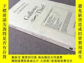 二手書博民逛書店Gallows罕見Thief (英語)Y278316 Berna