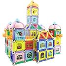 磁力棒玩具兒童智力磁鐵拼裝積木片吸鐵磁棒 萬客居