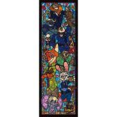 【日本進口拼圖】迪士尼-彩繪玻璃 動物方城市 456片 DSG-456-733