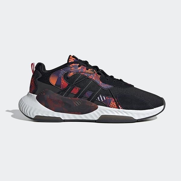 Adidas Hi-Tail CNY 男 黑 經典 復古 休閒鞋 H69047