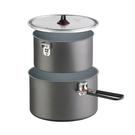 [MSR] Ceramic Flex 陶瓷硬鋁不沾鍋 2.5L+1.5L (09581)